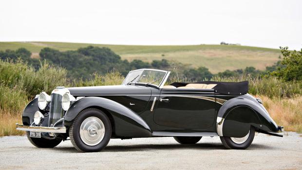 1939 Lagonda Rapide Drophead