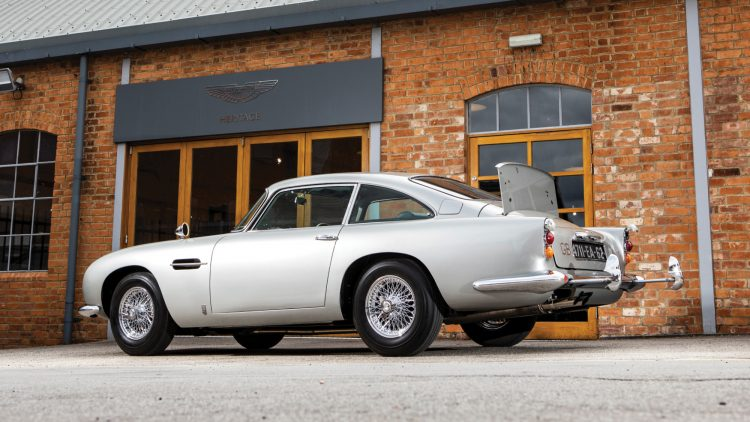 1965 Aston Martin DB5 James Bond Q Prepared
