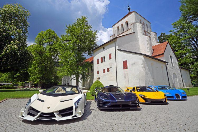 Bonhams Geneva Hypercars Sale