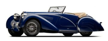 1937 Delahaye 135M Competition