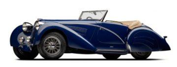 1937 Delahaye 135M Competition