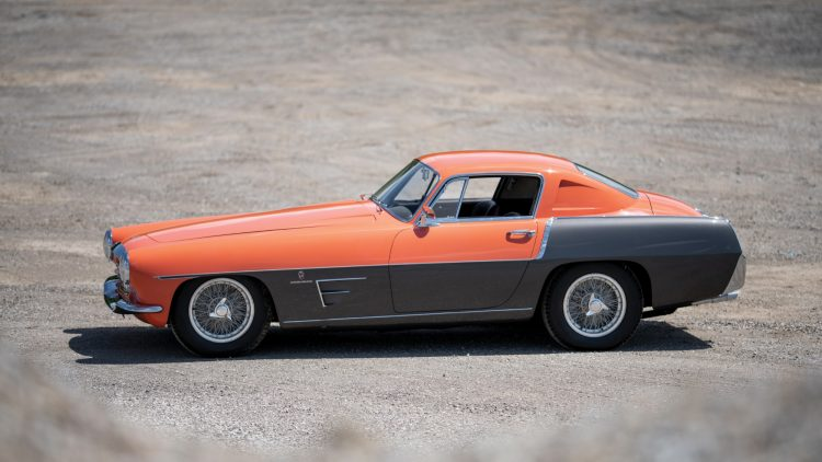1955 Ferrari 375 MM Coupe Speciale