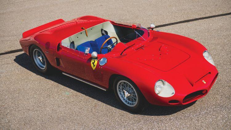 1962 Ferrari 196 SP
