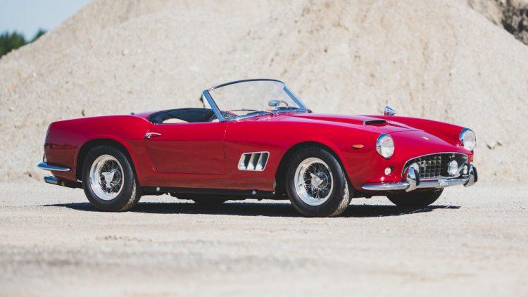 1962 Ferrari 250 SWB California Spider
