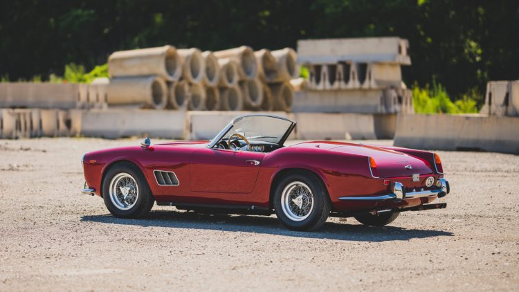 1962 Ferrari 250 SWB California Spider