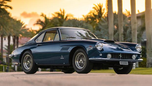 1962 Ferrari 400 Superamerica Series I Coupe Aerodinamico chassis 3361 SA