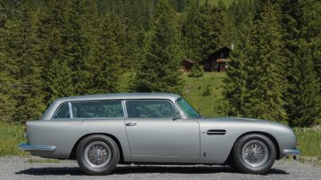 1965 DB5 Shooting Brake by Radford,