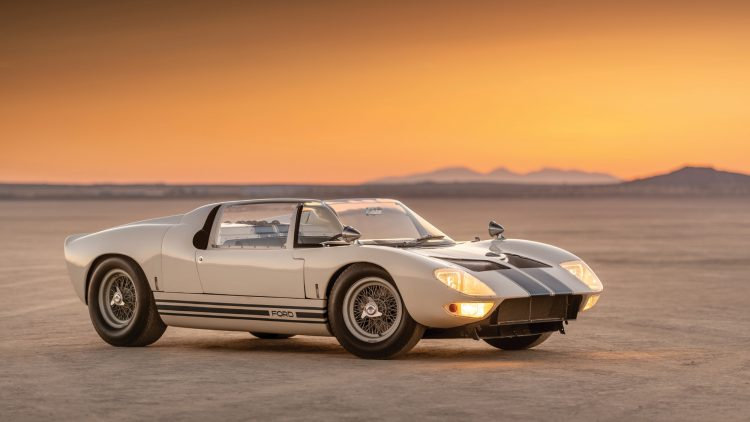 1965 Ford GT40 Roadster Prototype, chassis no. GT/108