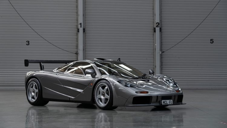 1994 McLaren F1 'LM-Specification' Side front