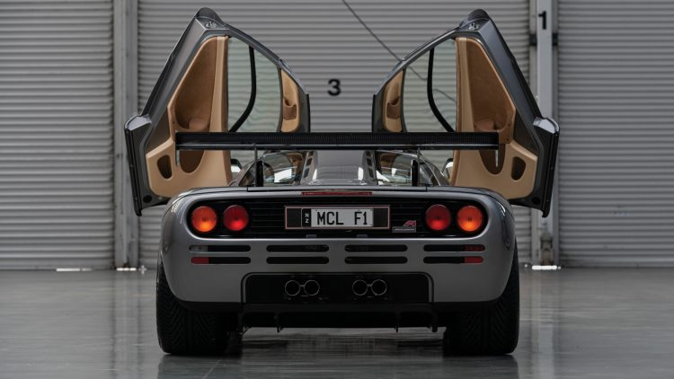 1994 McLaren F1 'LM-Specification' Rear Open Doors
