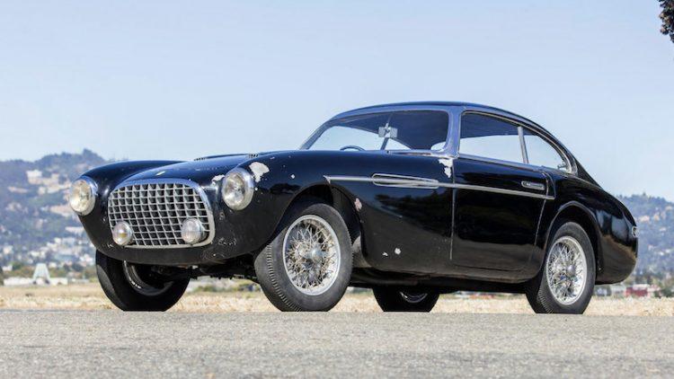1951 Ferrari 340 America Coupe Speciale