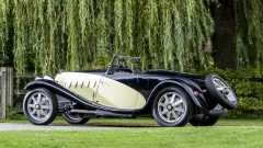 1932 Bugatti Type 55 by Figoni Side