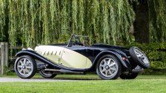 1932 Bugatti Type 55 by Figoni Side