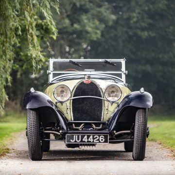 1932 Bugatti Type 55 by Figoni Front