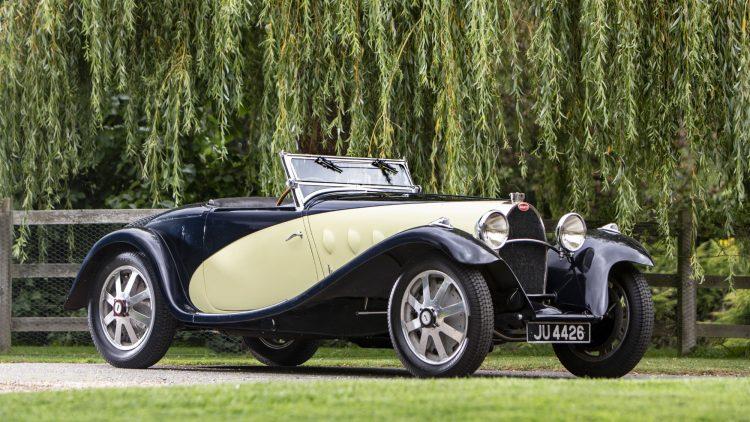 1932 Bugatti Type 55 by Figoni