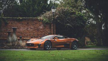 2015 Jaguar C-X75