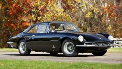 Black 1965 Ferrari 500 Superfast