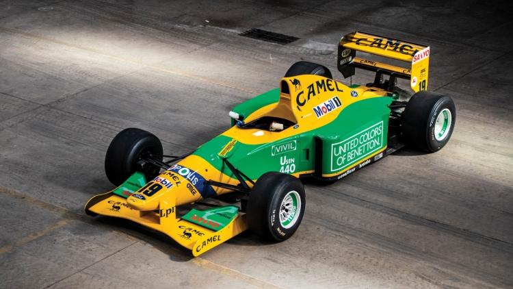 1992 Benetton B192 F1