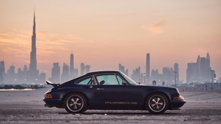 1993 Porsche 911 Reimagined by Singer