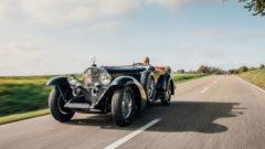 1929 Mercedes-Benz 710 SS Sport Tourer by Fernandez & Darrin