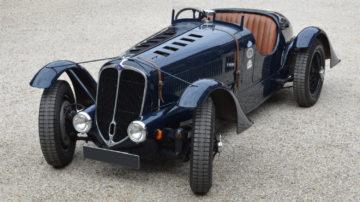 1936 Delahaye 135 Spécial