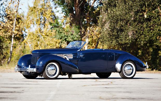 1937 Cord 812 S/C Cabriolet 'Sportsman'