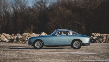 1954 Ferrari 250 Europa GT Coupe by Pinin Farina on offer at RM Sotheby's Arizona 2020 sale during Scottsdale Week