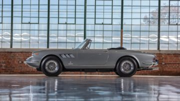 1967 Ferrari 330 GTS by Pininfarina on offer at RM Sotheby's Arizona 2020 sale during Scottsdale Week