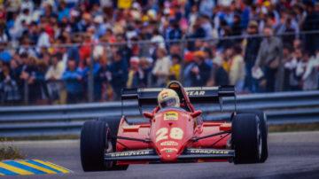 1983 Ferrari 126 C3 #068