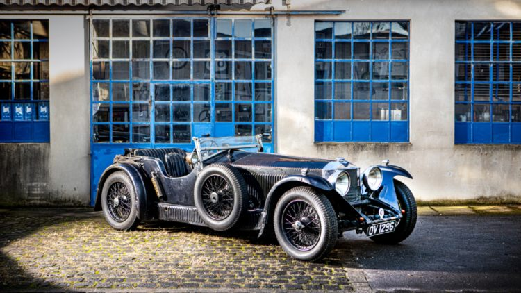 1931 Invicta 4.5 litre S-Type Low Chassis Sports on offer at Bonhams Paris 2020 Sale