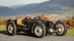 1934 Bugatti Type 59 Sports On offer at the Gooding London 2020 Passion of a Lifetime sale.