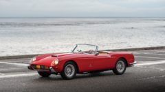 1958 Ferrari 250 GT Cabriolet Series I by Pinin Farina on offer at RM Sotheby's Arizona Auction 2020