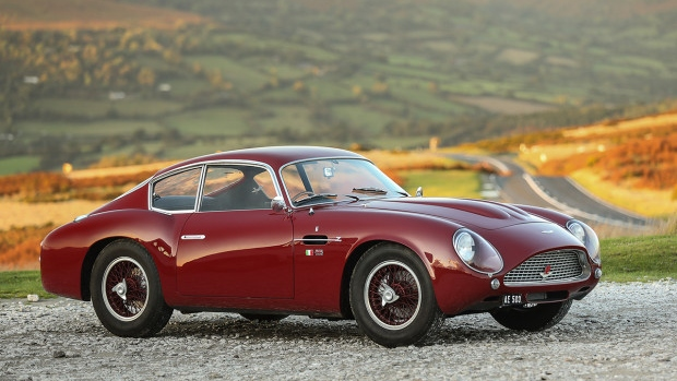 1961 Aston Martin DB4 GT Zagato (Estimate: £7,000,000 – £9,000,000) On offer at the Gooding London 2020 Passion of a Lifetime sale.