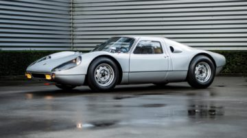 1964 Porsche 904 GTS (Est. €1.600.000 – €1.800.000) on offer at RM Sotheby's Paris 2020