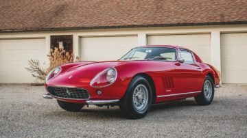 1965 Ferrari 275 GTB/6C by Scaglietti on offer at RM Sotheby's Arizona Auction 2020