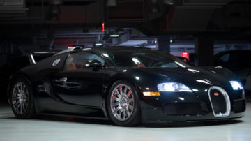 2008 Bugatti Veyron at Scottsdale 2020 Bonhams