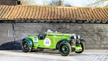 1934 Talbot AV105 Brooklands Sports Racer on offer at Bonhams Paris 2020 Sale
