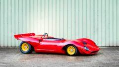 1966 Ferrari Dino 206S/SP Sports Prototype on offer at Bonhams Paris 2020 auction