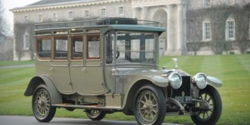 "1912 Rolls-Royce Silver Ghost ""The Corgi"""