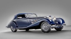 1937 Mercedes-Benz 540 K Cabriolet A on offer in the RM Sotheby's Essen 2020 Sale