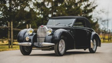 1939 Bugatti Type 57C Stelvio by Gangloffon offer at RM Sotheby's Amelia Island 2020 Sale