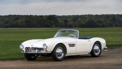 1958 BMW 507 Series II sold at RM Sotheby's Paris 2020 auction