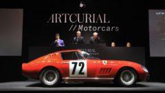 1965 Ferrari 275 GTB/6C sold at Artcurial Paris Rétromobile 2020 sale
