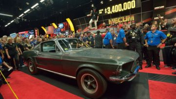 1968 Ford Mustang GT Bullitt sold at Mecum Kissimmee 2020