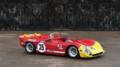 1969 Alfa Romeo Tipo 33/3 on offer at RM Sotheby's Monaco Sale 2020