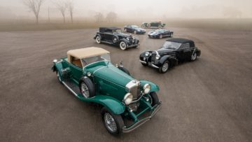 Keith Crain Collection on offer at RM Sotheby's Amelia Island 2020 Sale