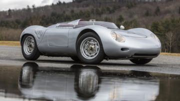 1959 Porsche 718 RSK Spyder on offer at Bonhams Greenwich 2020