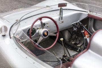 1959 Porsche 718 RSK Spyder Interior