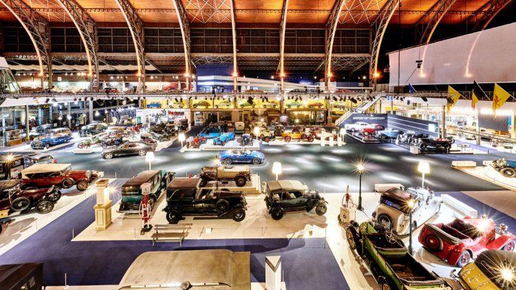 Bonhams announced a new classic car auction at the Autoworld Museum in Parc du Cinquantenaire in  Brussels for 6 September 2020.