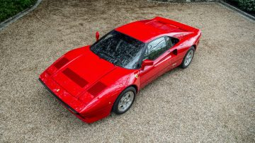 1985 Ferrari 288 GTO sold at the RM Sotheby's Driving into Summer 2020 Online-Only Auction